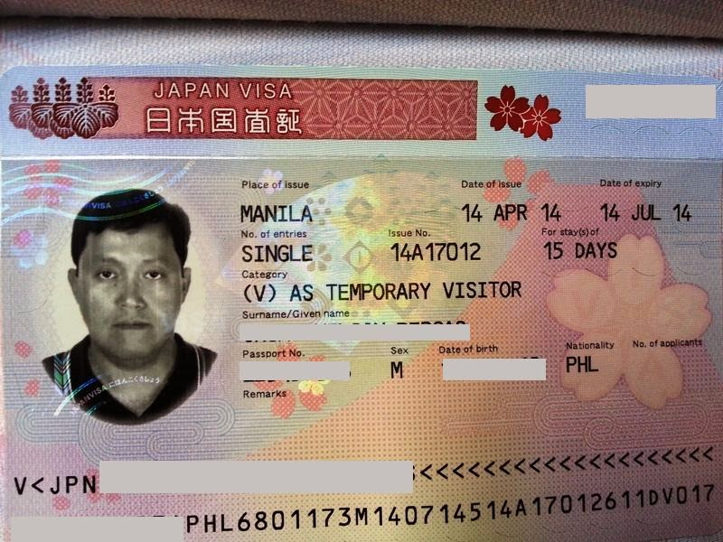 requirements for us tourist visa application from philippines