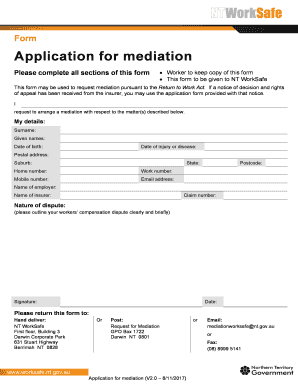 application for a tax file number student