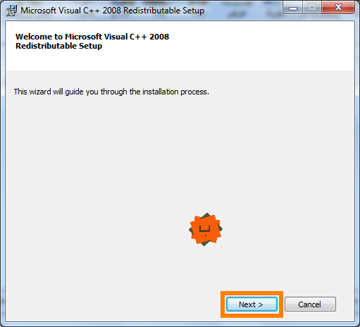 application failed to start because configuration is incorrect