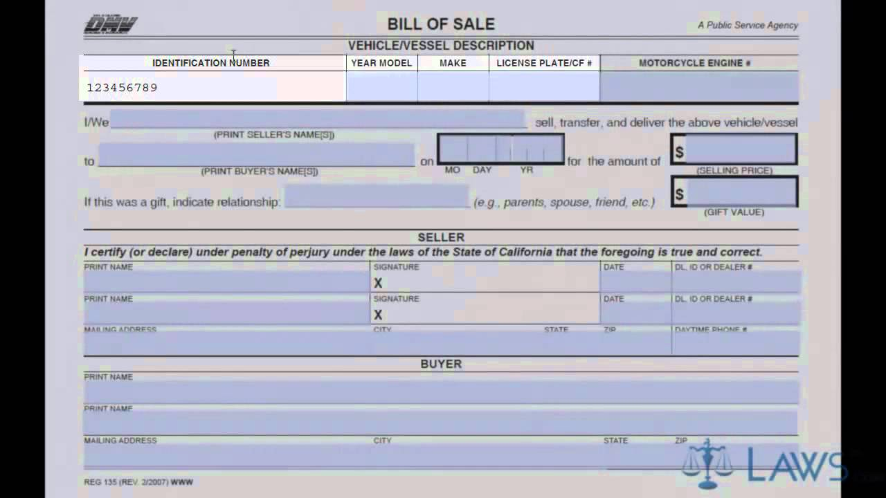 what does please print mean on an application form