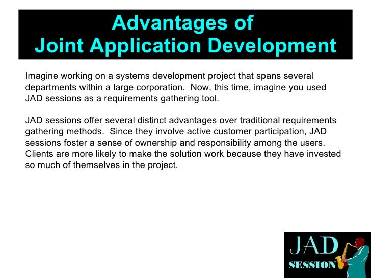 what is joint application development