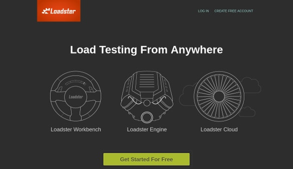 free load testing tools for web applications