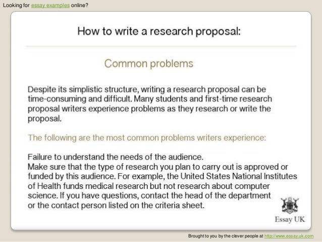 writing a research proposal for phd application