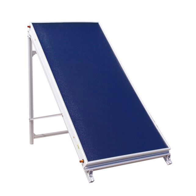 application of flat plate collector