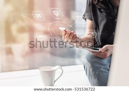 application of computer in banking