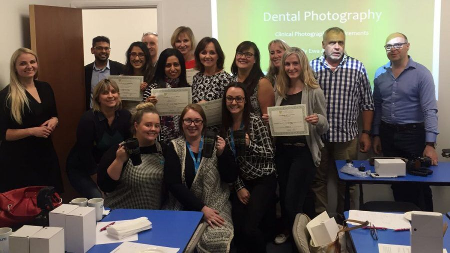dental nurse fluoride application course