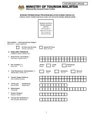 malaysia second home application form