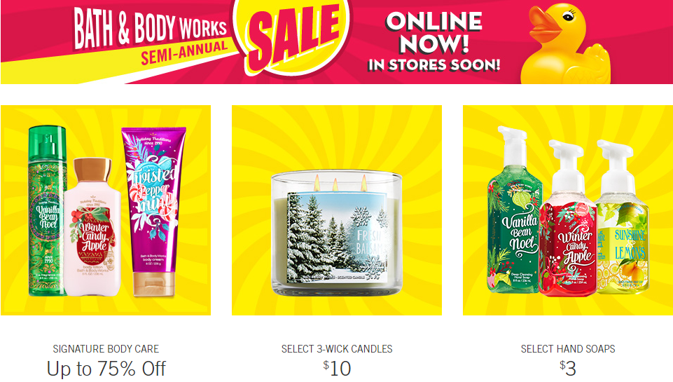 bath and body works online application