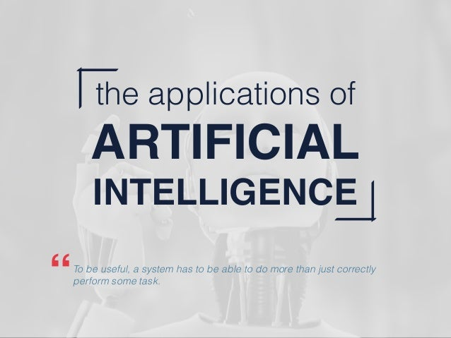application of expert system in artificial intelligence