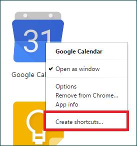 calendar application for windows 7