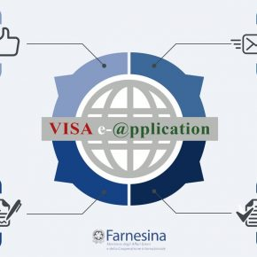 online visa application for italy