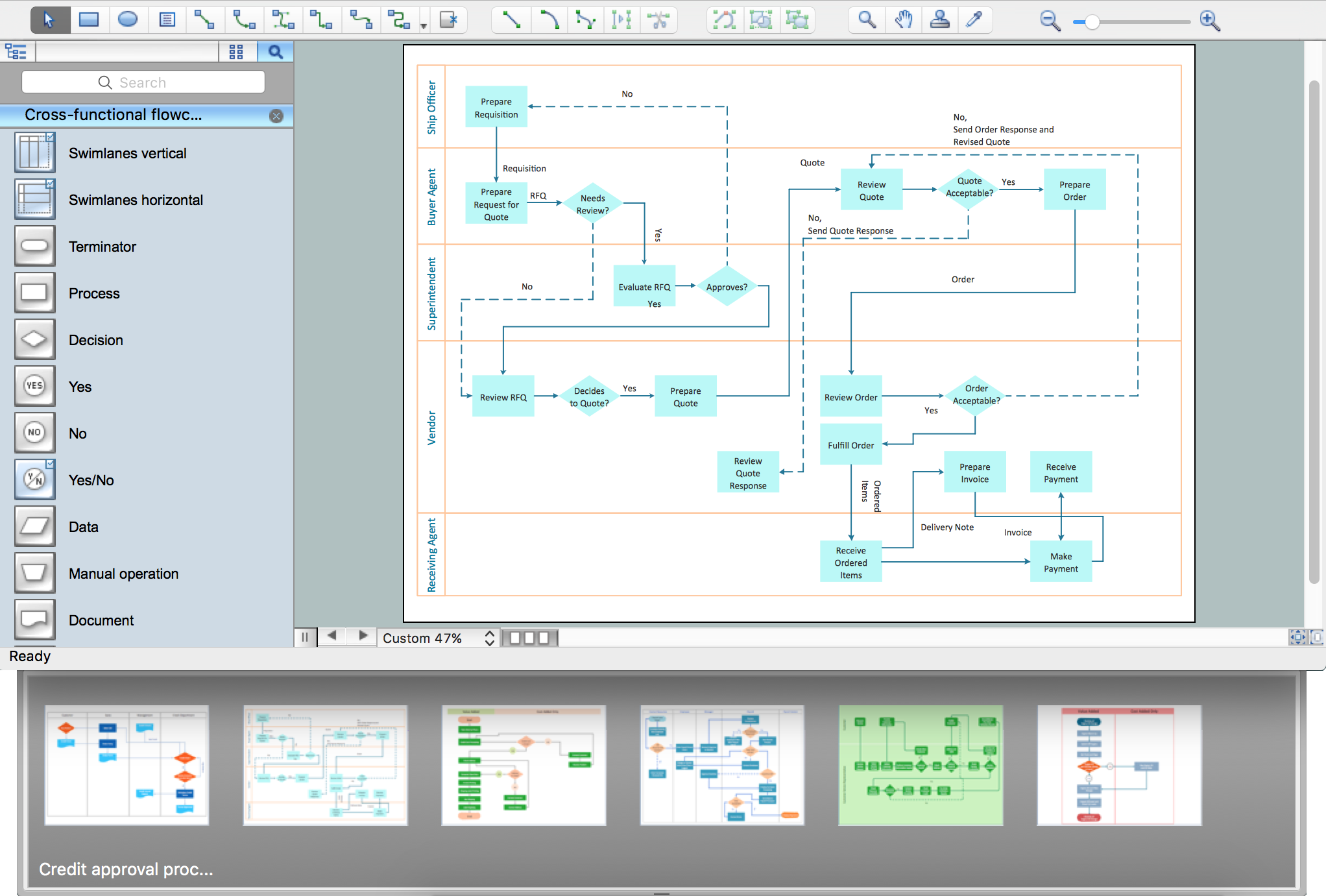 business process automation through application software