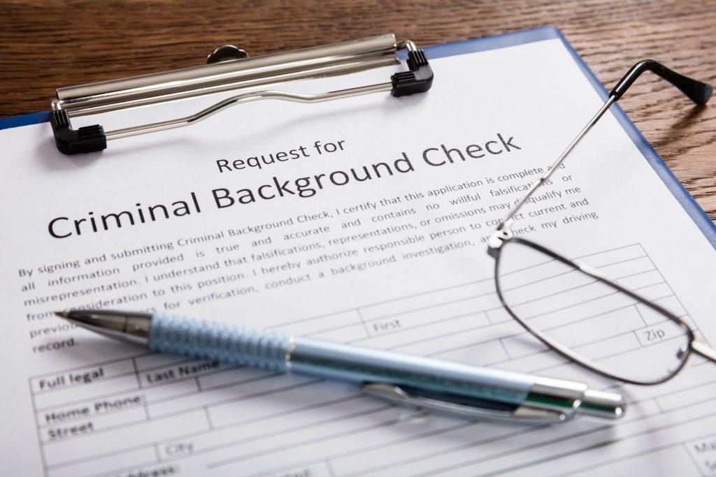 police record check application form victoria