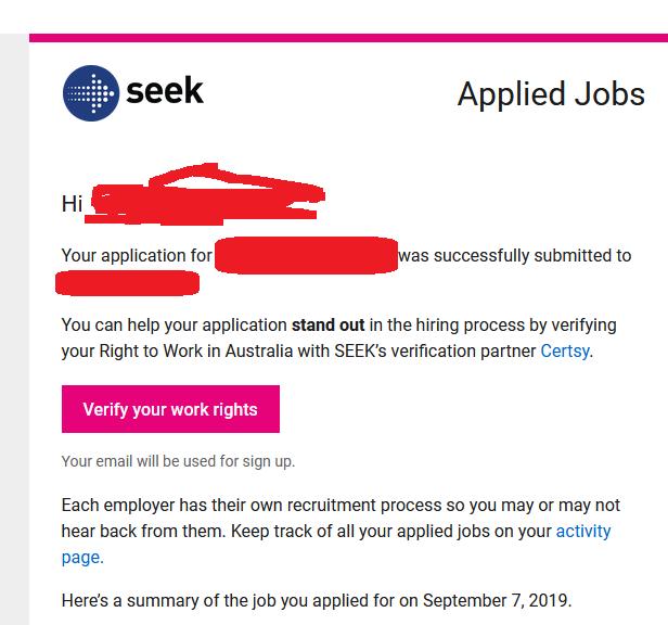 job application asks for drivers license