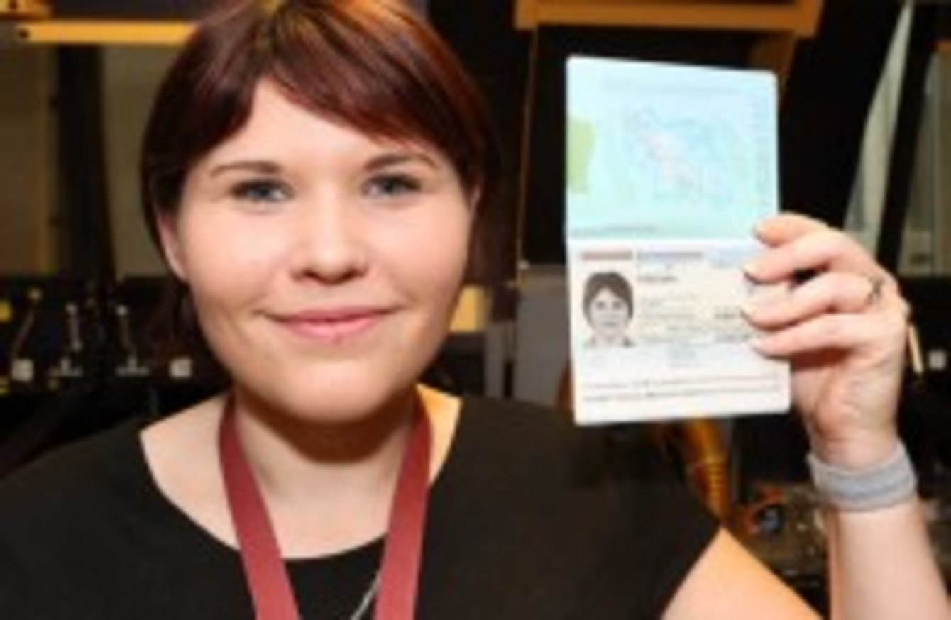 if you make a mistake on your passport application