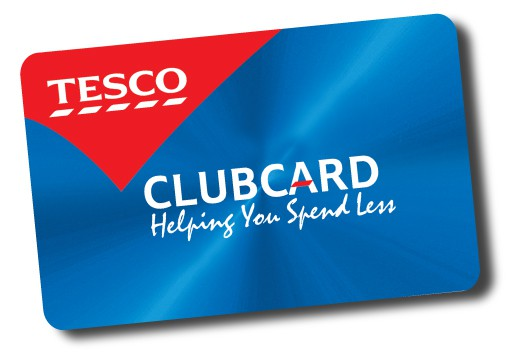 tesco credit card application form
