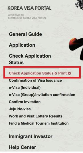 australian visa application status check online