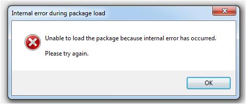 application load error 5 000