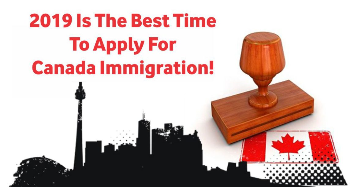 american visa application from canada