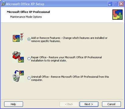 how do you install and uninstall a software application