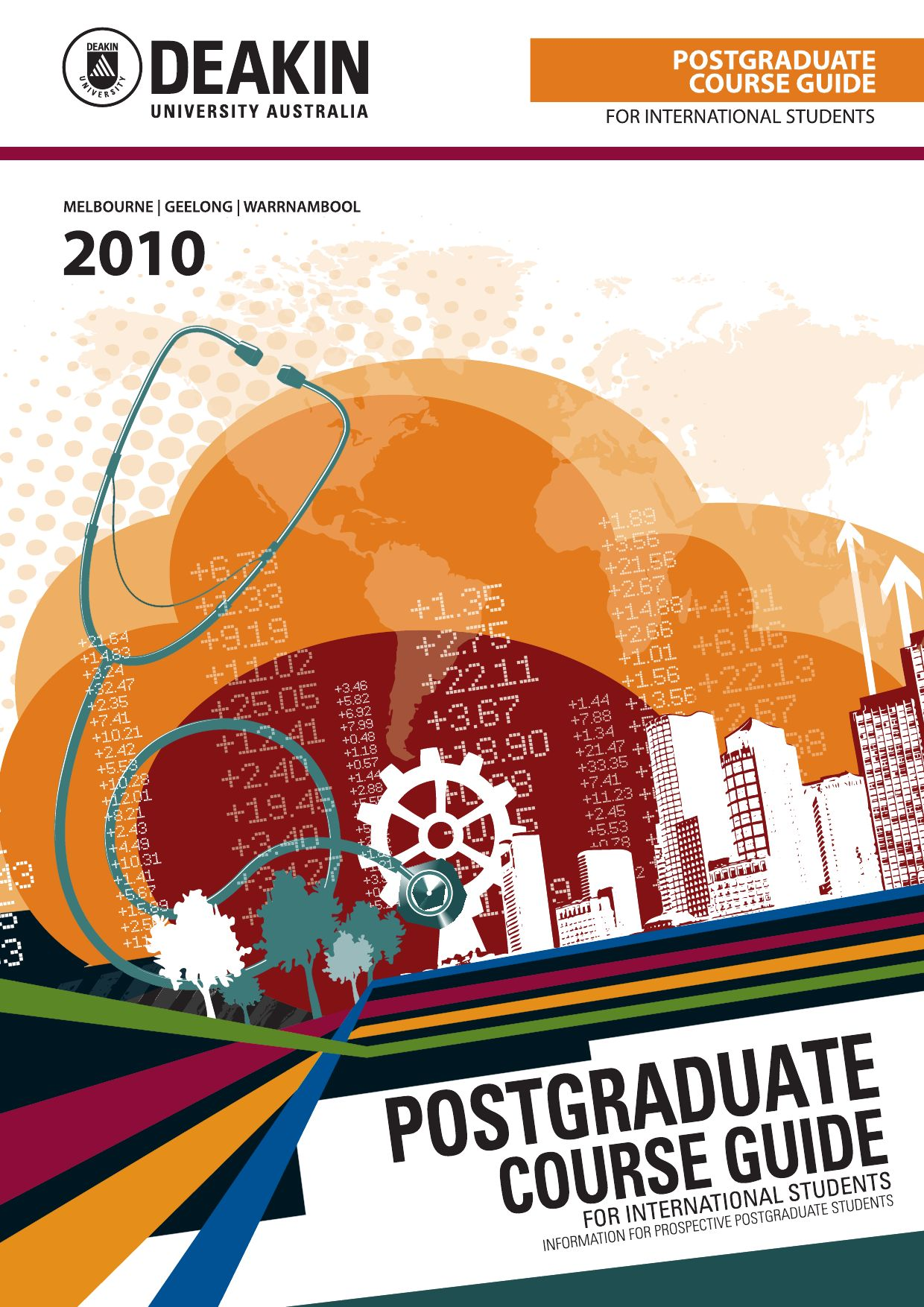 deakin university application form for international students