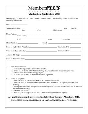 hse credit union application form
