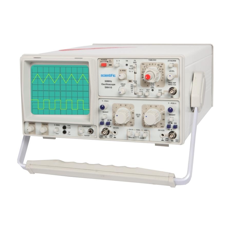 application & uses of cathode ray oscilloscope