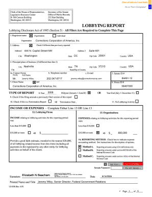 made an error on job application