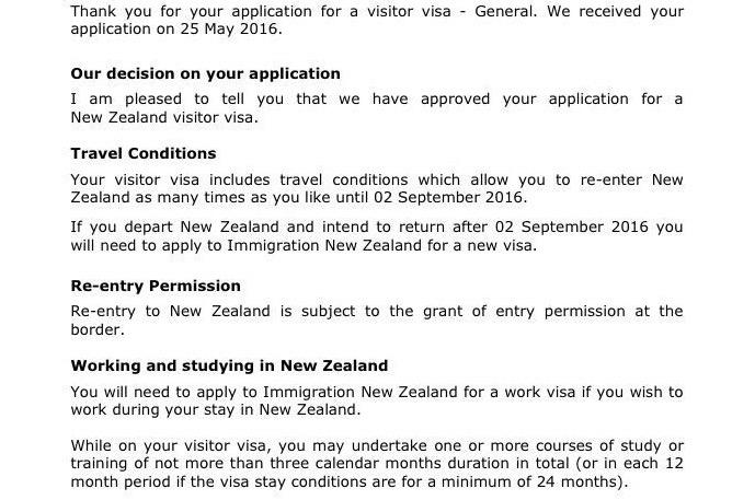 new zealand passport application fee