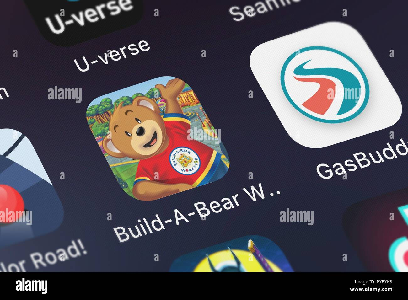 build a bear workshop application