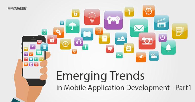 new technology in mobile application development