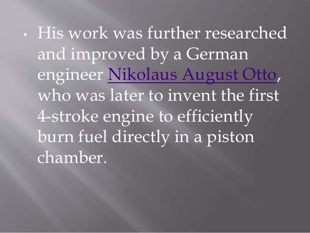 application of dual fuel engine