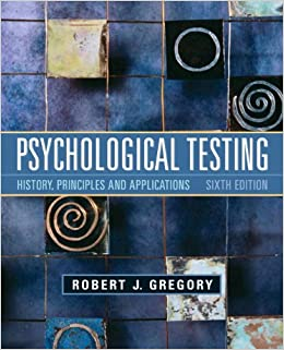 psychological testing history principles and applications 7th edition pdf