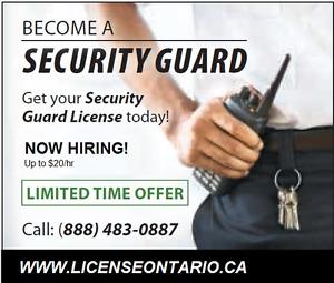 security guard registration renewal application