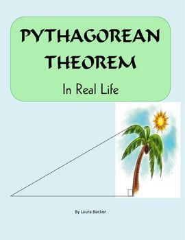 application of pythagoras theorem in daily life with suitable illustrations