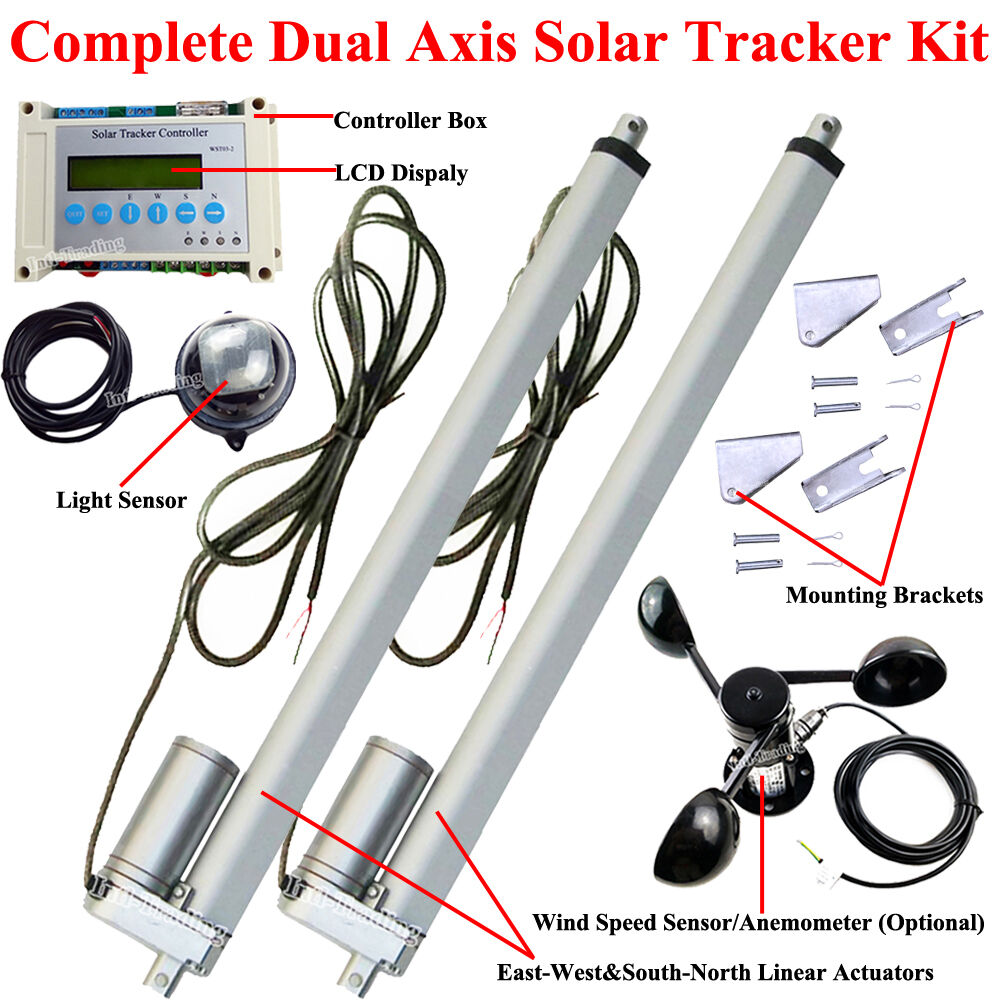 application of solar tracking system