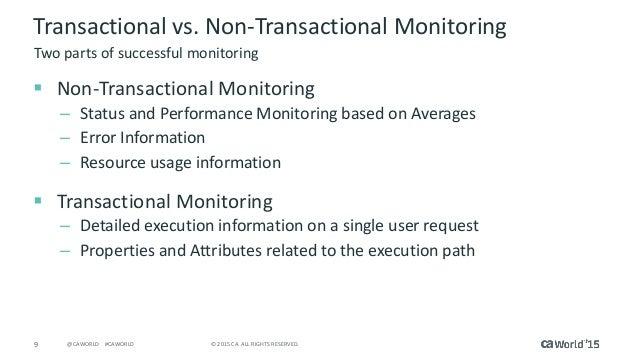 application performance management open source