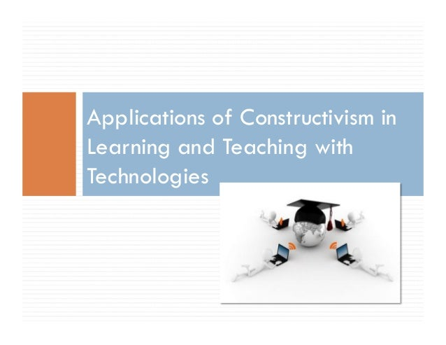 theory of instruction principles and applications