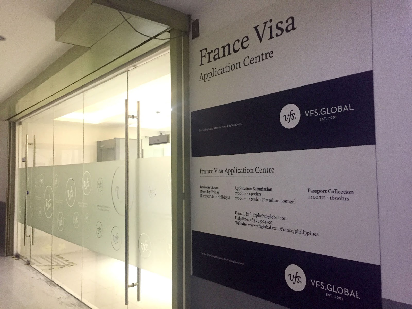 philippine embassy visa application form
