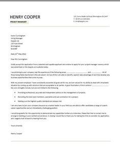 application letter for any job
