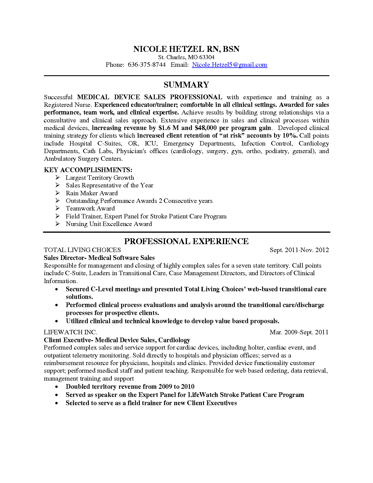 example of resume application letter