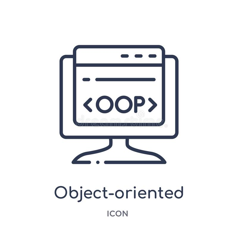 applications of object oriented programming