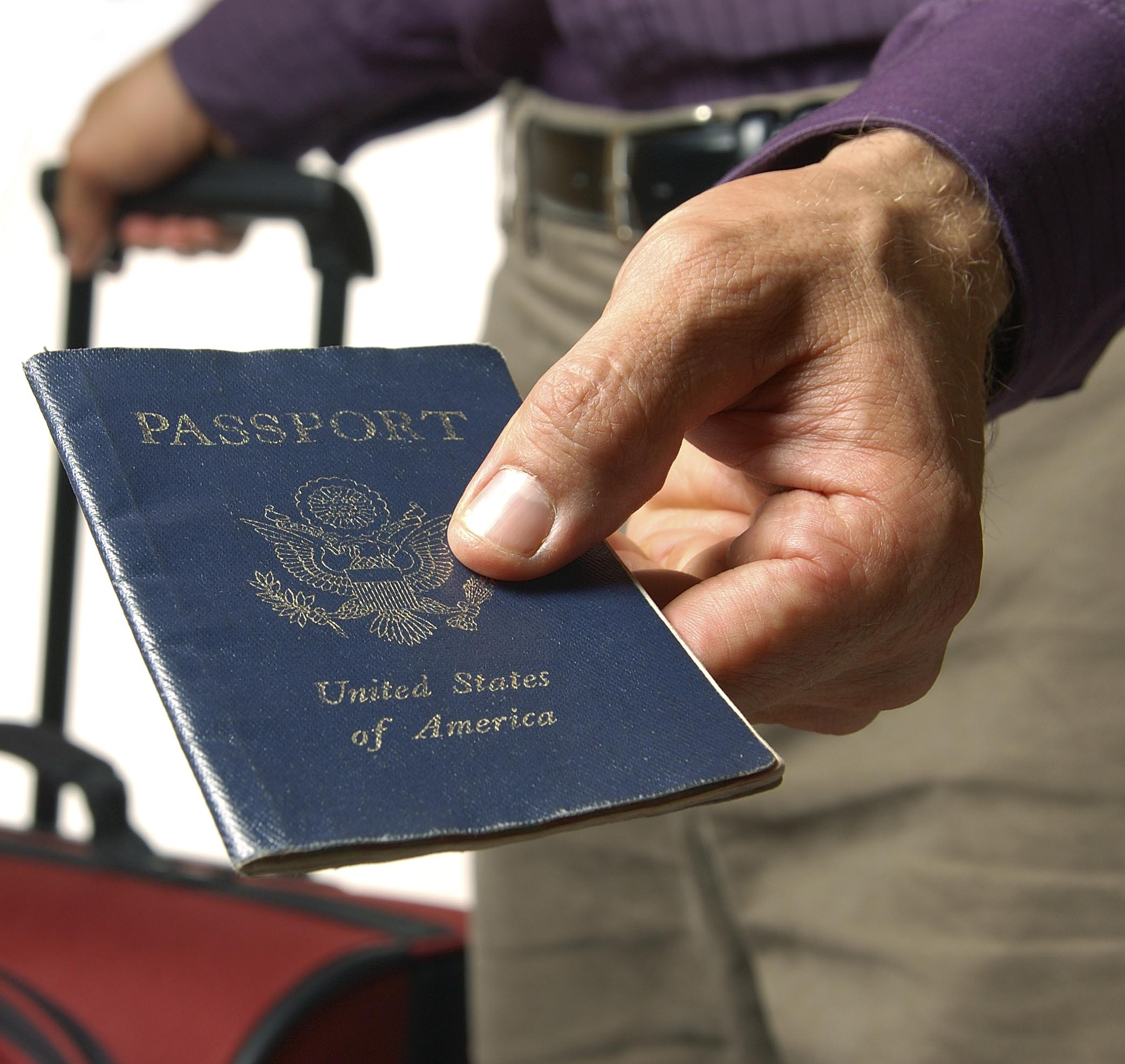 where to send your passport application