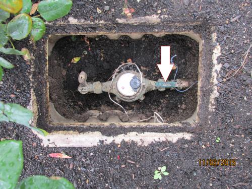 logan city council water meter application