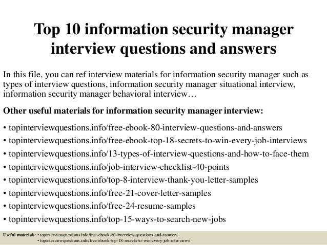 application security interview questions pdf
