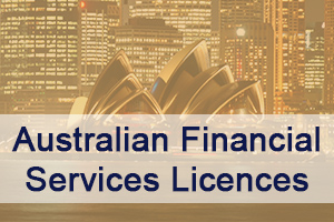 australian financial services licence application