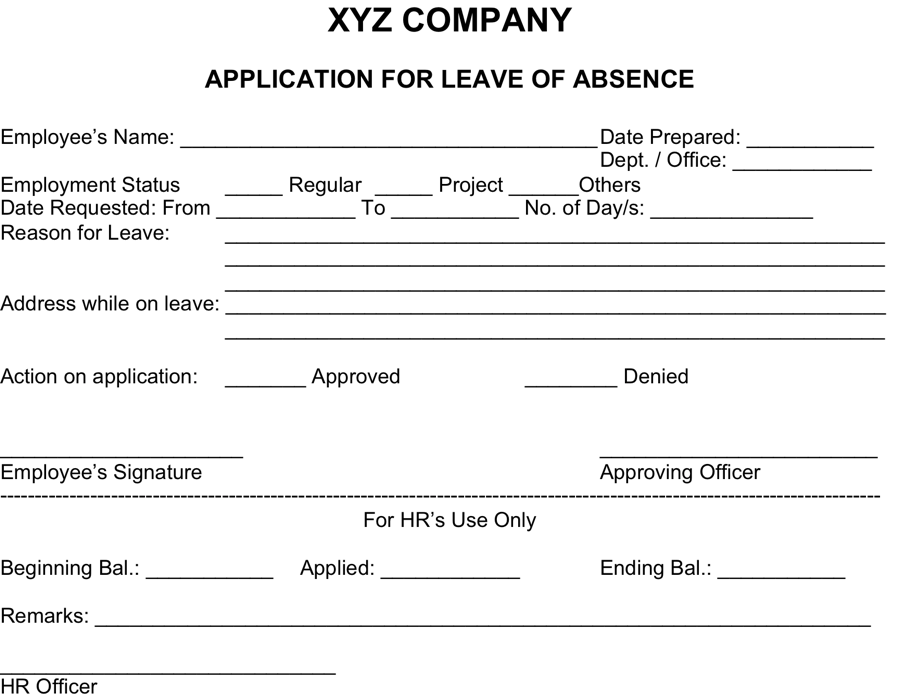 what is discipline in application form