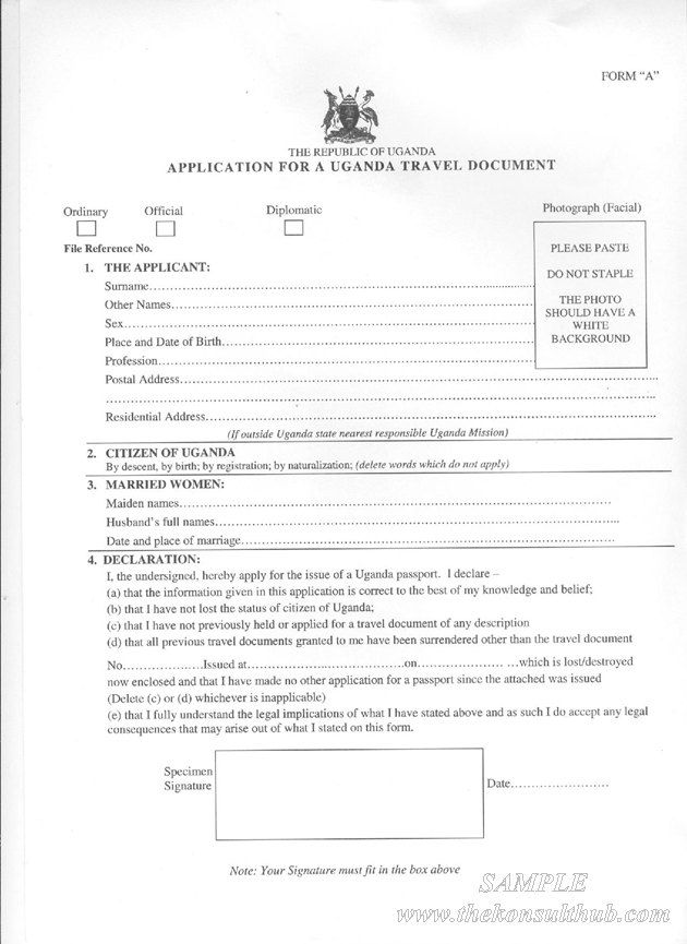 myanmar passport renewal application form download