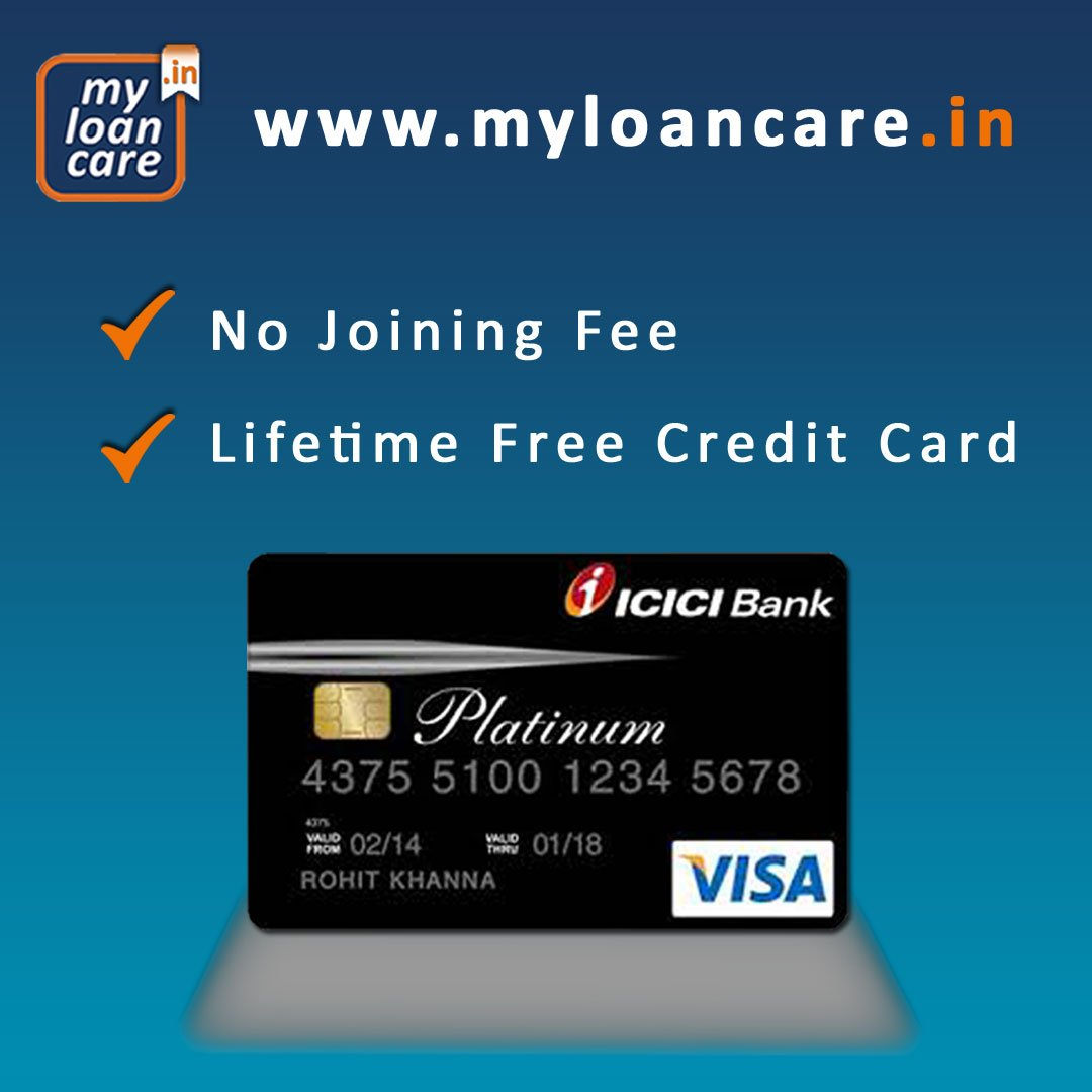 icici bank credit card application status