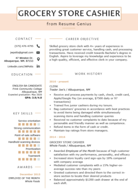 examples of communication skills for job application